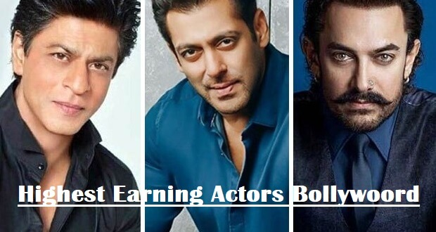 Highest Earning Actors of Bollywood