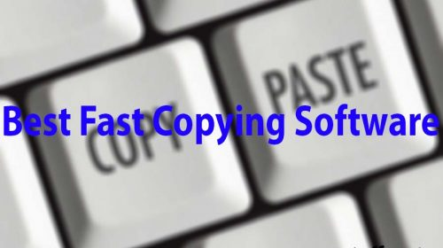 Best Fast Copying Software