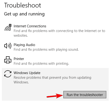 Run-the-troubleshooter