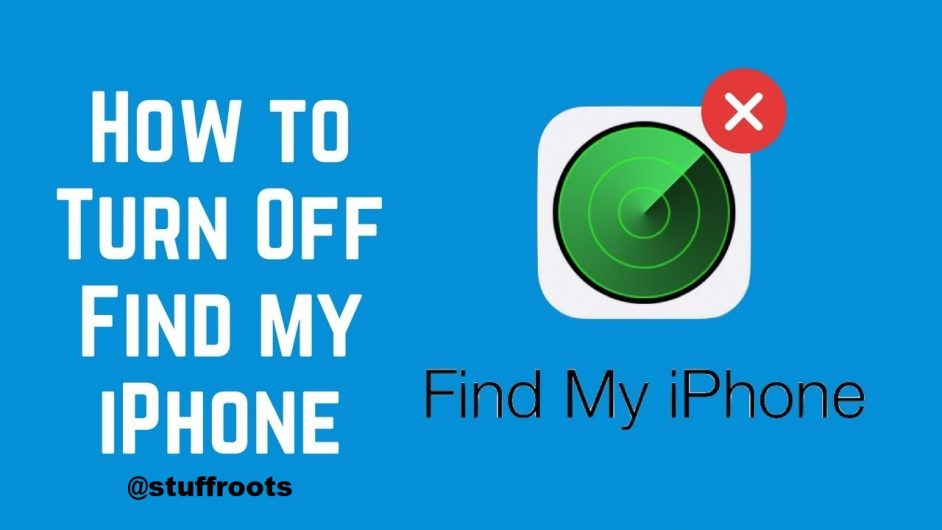 How to Turn off Find my iPhone (Easiest Ways)