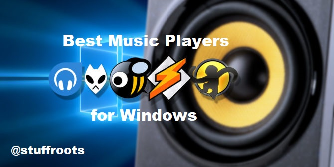 Top 8 Best Music Player for Windows 10