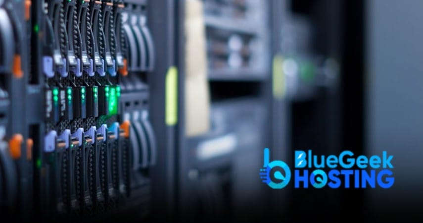 Blue Geek Hosting