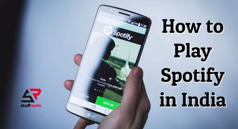 How to Play Spotify in India
