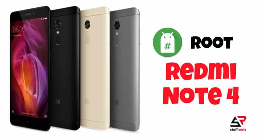 How to Root Redmi Note 4 (Easiest Method)