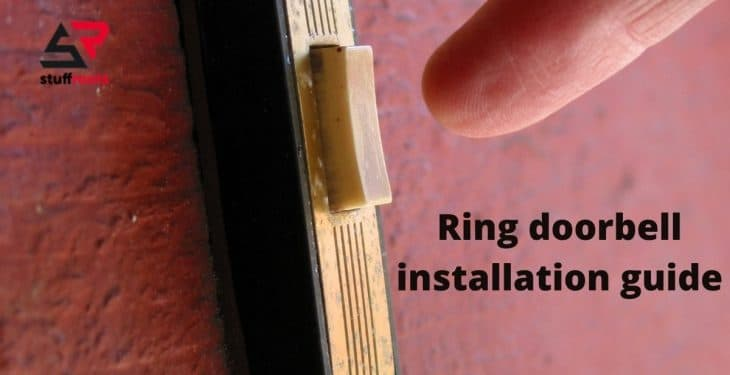 Guide to installing Ring doorbell
