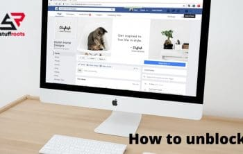 How to unblock someone on Facebook