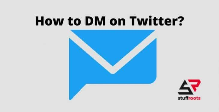How to DM on Twitter