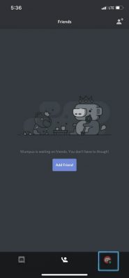 How to log out of discord (4)