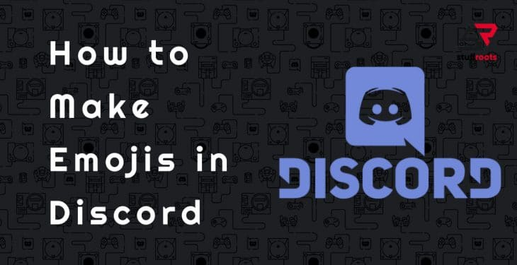 How to make emojis in Discord