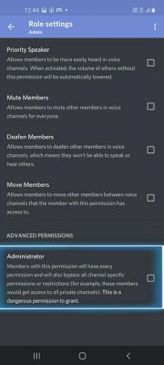 how to make someone admin on discord(10)